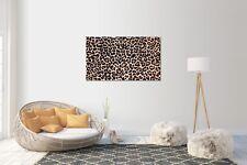Pegatina de pared, adhesivo de Pared Adhesivo leopardo V2 tamaño: 120 x 70cm