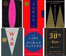 Robert Greene - 33 Strategies of War + Mastery + 48 Laws of Power +6[P.DF-e.Pub]