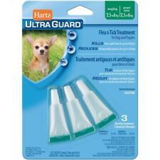 2.5kg - 6kg Ultra Guard Flea and Tick Dog Drops