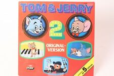 Tom & Jerry 2 Original Version Poly Record Vinyl LP STEREO 2961010