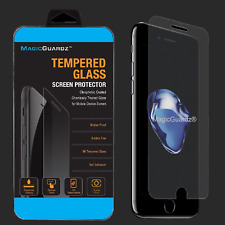 3pack Premium Real Tempered Glass Screen Protector for Apple iPhone 8 Plus