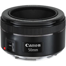 Canon EF 50mm f/1.8 STM Lens OBJECTIVE NEW DELIVERY IMMEDIATELY FROM ITALY