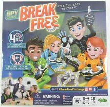 Yulu Spy Code Break Free Board Game 2-4 player Family Game Playful Activity