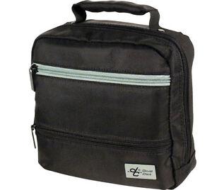 Brand New David Clark Black Ballistic Nylon Headset Bag