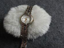 Pretty Ladies Armitron Quartz Watch - Shows the Date - Water Resistant
