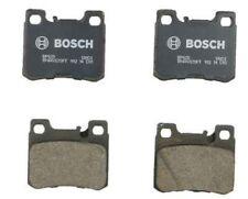 Disc Brake Pad Set-QuietCast Pads Rear BOSCH BP620 fits 90-92 Mercedes 300E