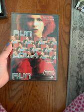 Run Lola Run Dvd Brand New Sebastian Schipper, Suzanne Von Borsody, Heino Ferch