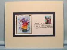 "Walt Disney - ""Alice in Wonderland""  & First Day Cover of its own stamp"