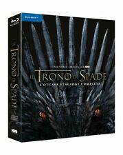 Il Trono di Spade - Stagione 8 (3 Blu-Ray Disc, 2019)