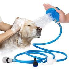 Pets Dog Cat Bathing Cleaner Tools Kit Washing Massage Bath Shower Water Sprayer