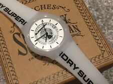 NEW SUPERDRY SYG168W SKELETON DIAL WATCH MENS/LADIES/BOYS/GIRLS