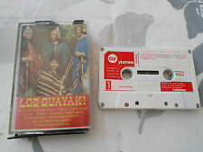 The Guayaki Cinta Tape Cassette 1976 Spanish Ed Af Stereo Audio Cable Male/Male