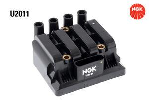 NGK Ignition Coil U2011 fits Volkswagen New Beetle 1.6 (1Y7), 2.0 (1Y7), 2.0 ...