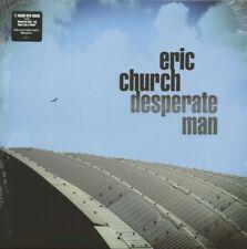 Eric Church - Desperate Man - Vinyl Record NEW