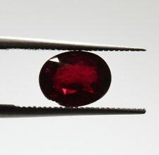 Rubis Naturel Non Chauffé- 1,01 ct - Natural Unheated Ruby