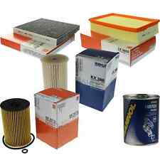 MAHLE / KNECHT Inspektionspaket Filter Set SCT Motor Flush Motorspülung 11615623