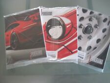 Porsche Panorama March • April • May 2017 New/Sealed 3 issues.