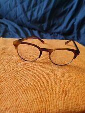 Warby Parker Ripley-3225 Glasses Frames Cat Eye Brown Tortoise 140