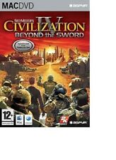Civilization IV: Beyond the Sword Expansion (Mac CD)  NUOVO