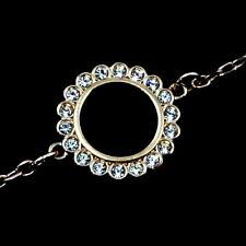Swarovski Cathy Rose Gold Bracelet 5113773 Bargain Retired Crystal Jewels No Box