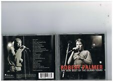 ROBERT PALMER  CD. .THE VERY BEST OF..GREATEST HITS