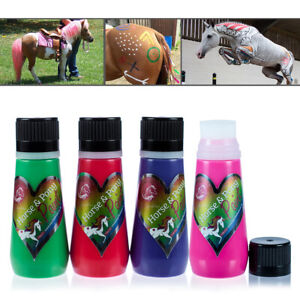 130ml Equifashion Horse & Pony Paint Ideal for Quarter Marks Tattoos Equidivine