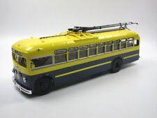 Ultra Models City Trolleybus MTB-82D USSR 1947-1961 Bus 1/43 neu OVP