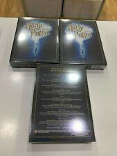 HARRY POTTER COLECCION COMPLETA DVD SEALED PRECINTADA NUEVA