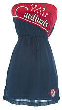 Cooperstown Cardinals Cheerleading Dress Top/Skirt S