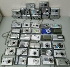 Giant Wholesale Lot of 42 Working Digital Cameras Sony Hp Casio Pentax Fujifilm