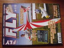 $$3 Revue Fly International N°116 Plans encartes Achille et Rolph  F-86 Sabre