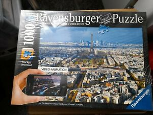 Augmented Reality, Puzzle Plus Video Effect Jigsaw 1000 Pieces