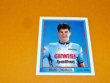N°72 CENGHIALTA GEWISS MERLIN GIRO D'ITALIA CICLISMO 1995 CYCLISME PANINI TOUR