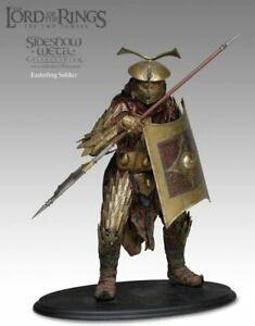Sideshow Weta EASTERLING SOLDIER Statue Herr der Ringe Lord of the Rings Figur