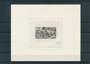 [G12021] Mali airmail James Cook RARE Artist proof in very fine quality