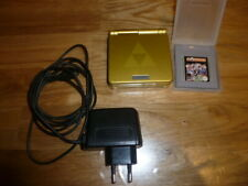 Nintendo Game Boy Advance SP Legend of Zelda Gold * Sehr guter Zustand *