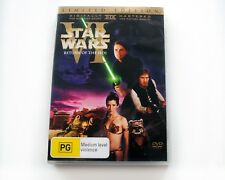 Star Wars - Episode VI - Return Of The Jedi - DVD 2 disc Limited Theatrical R4