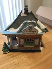 Department 56–Heritage Village Collection—-Dorothy Hamill Skate Rental House