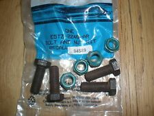 NOS 1983 - 1989 FORD TRUCK REAR BRAKE CARRIER PLATE BOLT & NUT SET