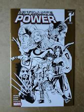 ULTIMATE POWER #1 GREG LAND VARIANT 1ST PRINT MARVEL COMICS (2006)