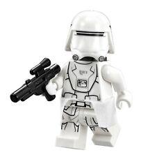 Lego Star Wars Minifigura First Order Snowtrooper 75100 75202 New, 100% Original