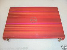 "Dell Studio 1555 1557 1558 15.6"" LCD Back Cover Lid Top w/Hinges R270N"