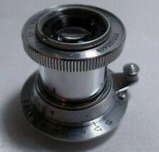 Industar-50 Russian collapsible 3.5/50mm lens of FED Leica M39 camera mount 2360