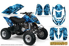 CAN-AM DS650 DS650X CREATORX GRAPHICS KIT DECALS INFERNO BLI