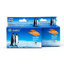 2PK Ink Cartridge Combo Set for Kodak 30XL High Yield (1341080&1550532) - G&G™