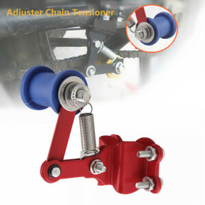 Motorcycle Tuning Accessories Chain Adjuster Large Chain Automatic Regulator Kit