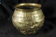 Recipiente Hindú. Una pieza. S.XIX Hindu vessel. One piece