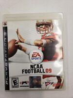 NCAA Football 09 (Sony PlayStation 3, 2008 FREE SHIPPING PS3
