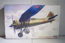 "07 441 MASTER CRAFT Modellbausatz 020385 ""PZL P-7a In Soviet hands"",1/72"
