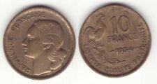 Pièces de monnaie françaises de 10 francs 10 francs en cuivre